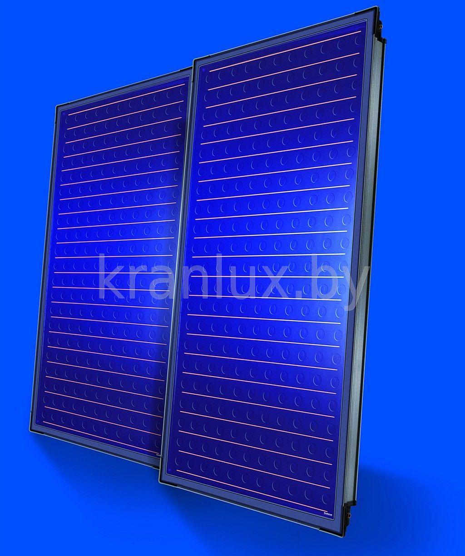 Солнечный коллектор для отопления своими руками фото
